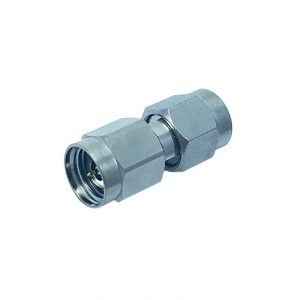 Adapter  2.4 mm-m/SMA -m , 50Ω  DC-27,0 GHz
