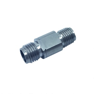Adapter  2.4 mm -f / SMA -f , 50Ω  DC-27,0 GHz